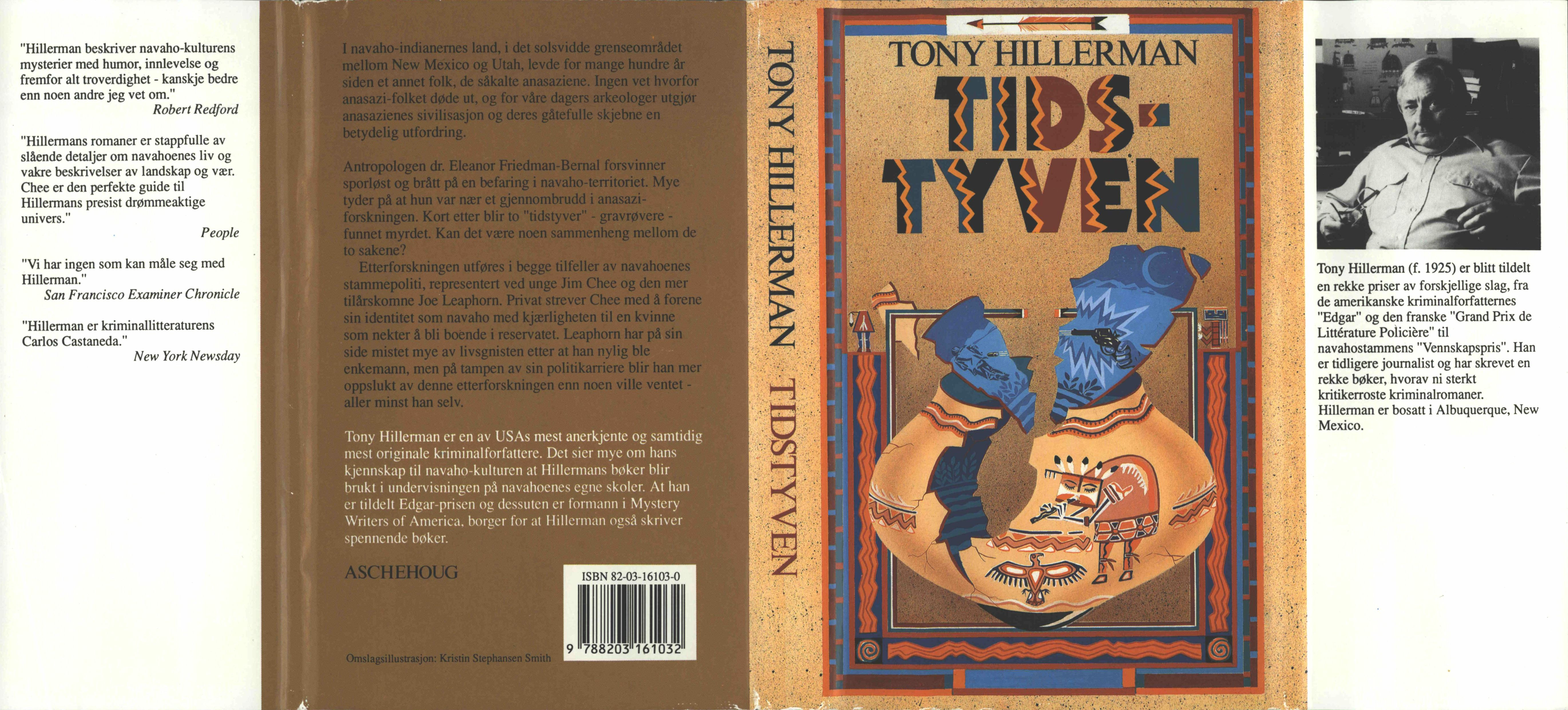 an analysis of a thief of time a mystery novel by tony hillerman