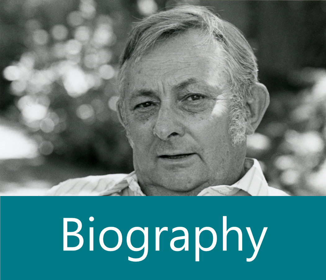 Biography of Tony Hillerman